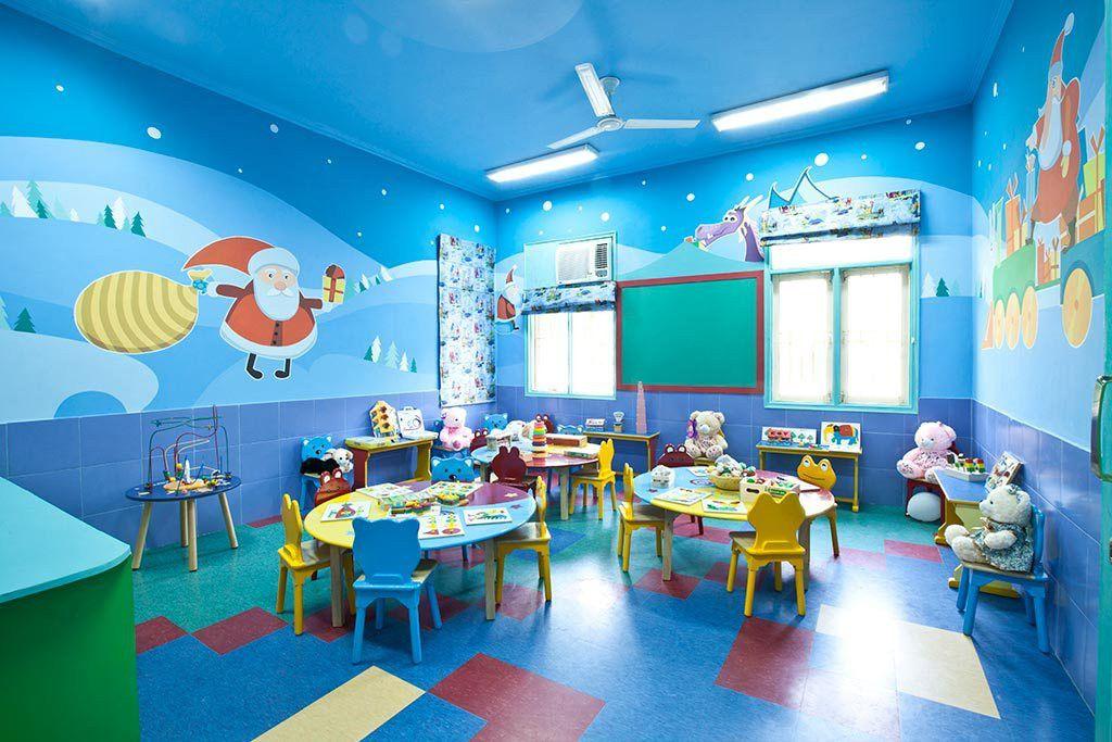 Mother's Pride | Play School Infrastructure | Preschool| Delhi NCR