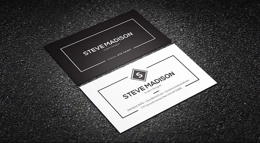 Free Business Card Templates by BusinessCardJournal.com