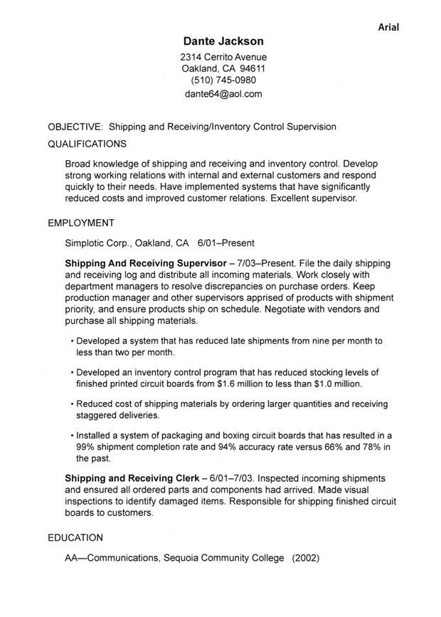 Cover Letters | CMR | Cover letters coordinate with the resume to ...