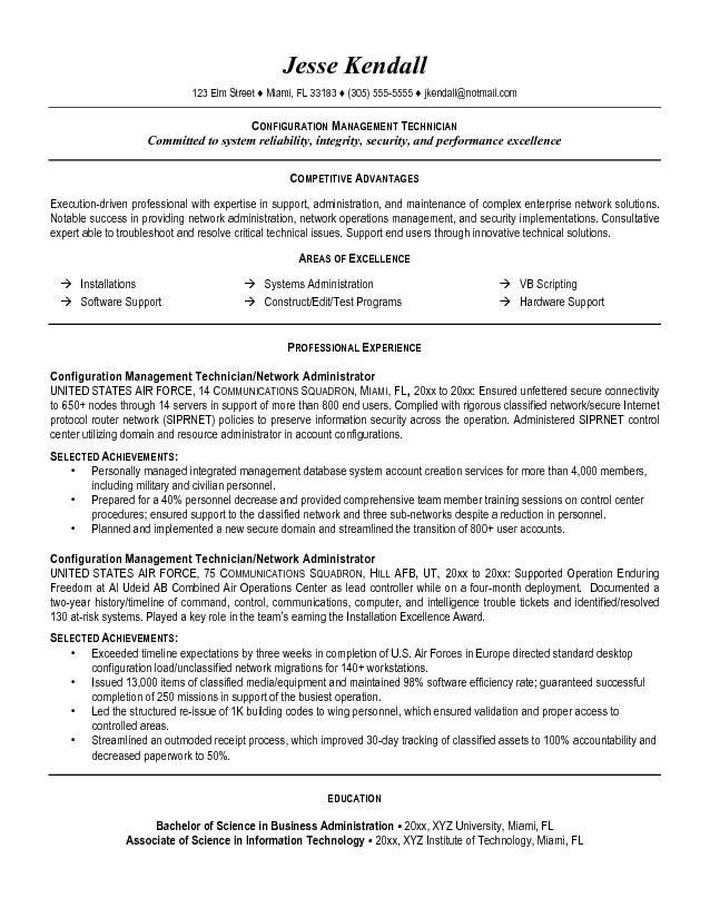 Sample Resume Computer Technician For With 23 Exciting Of | Resume Go