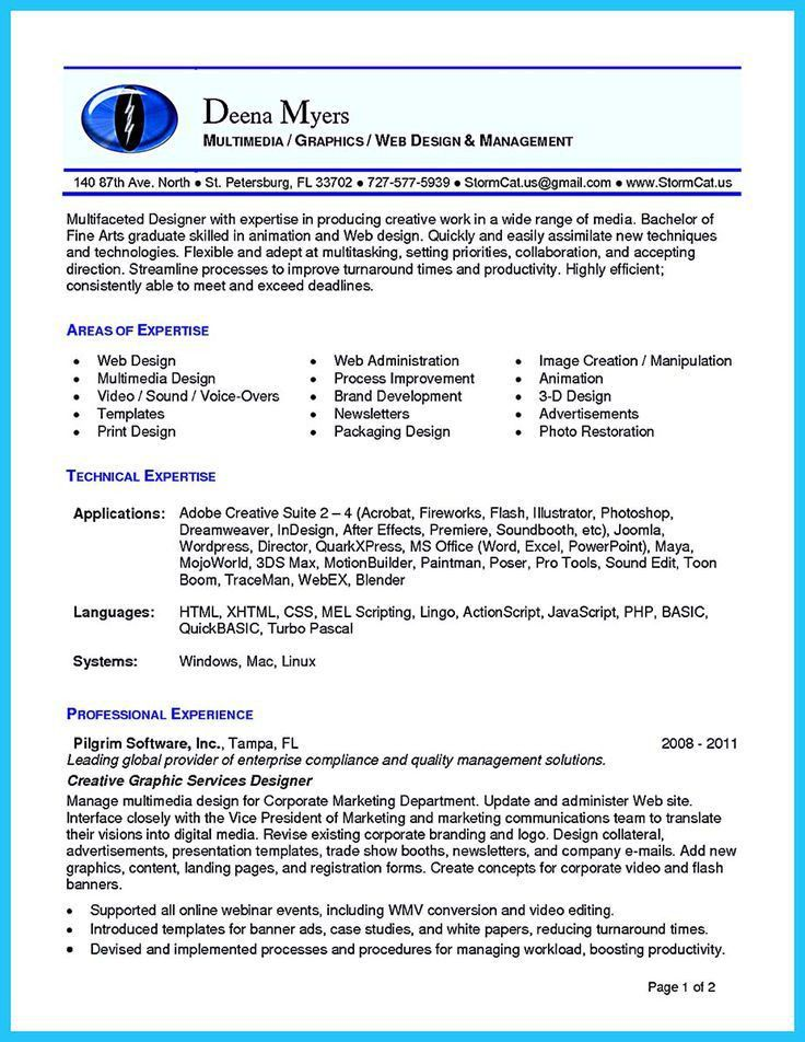 Art Resume Template. Download Free Creative Resume Cv Templates ...