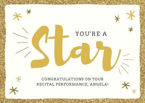 Congratulations Card Templates - Canva
