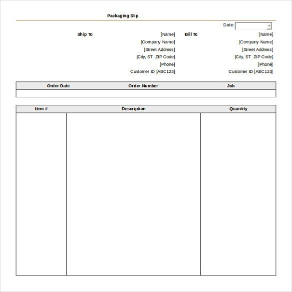 10+ MS Word 2010 Format Slip Templates Free Download | Free ...