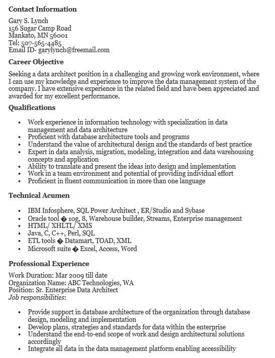 Sample Data Management Resume Data Management Resume Sample Free - master data management resume