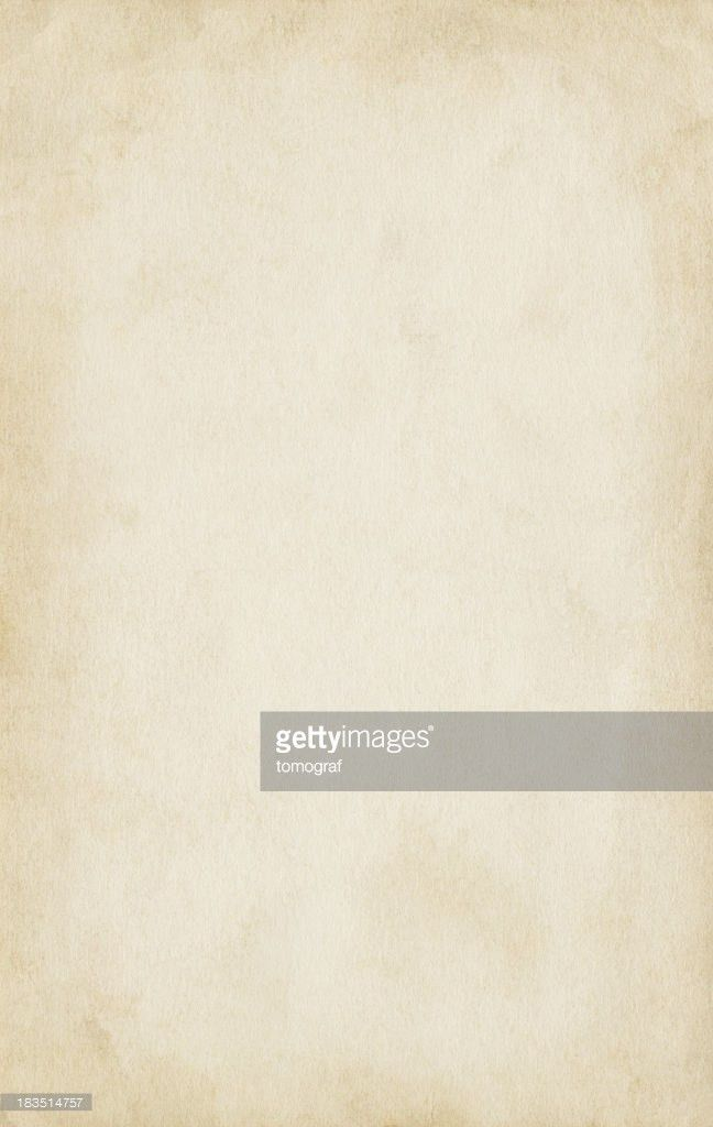 Blank Paper Background Stock Photo | Getty Images