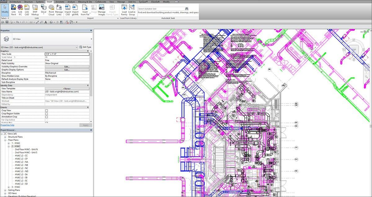 TDIndustries' Bob Wright Puts AutoCAD and PDFs to the Test