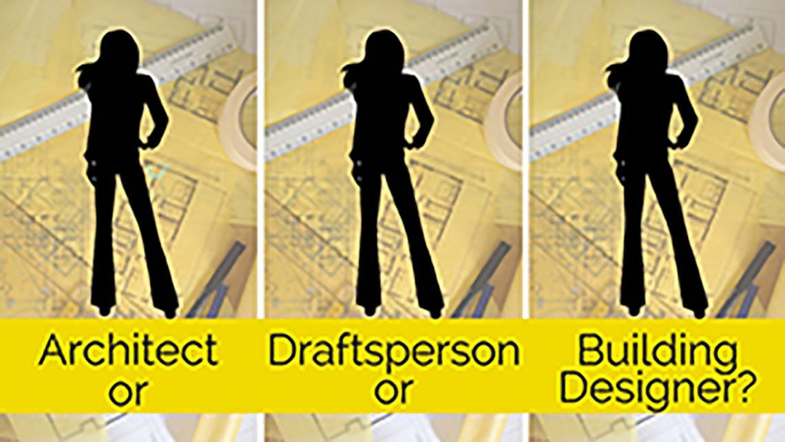 Architect vs Draftsperson vs Building Designer - Renovation Rookie