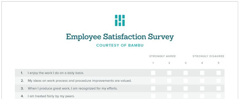 60 Employee Engagement Ideas for Every Business Scenario | Bambu ...