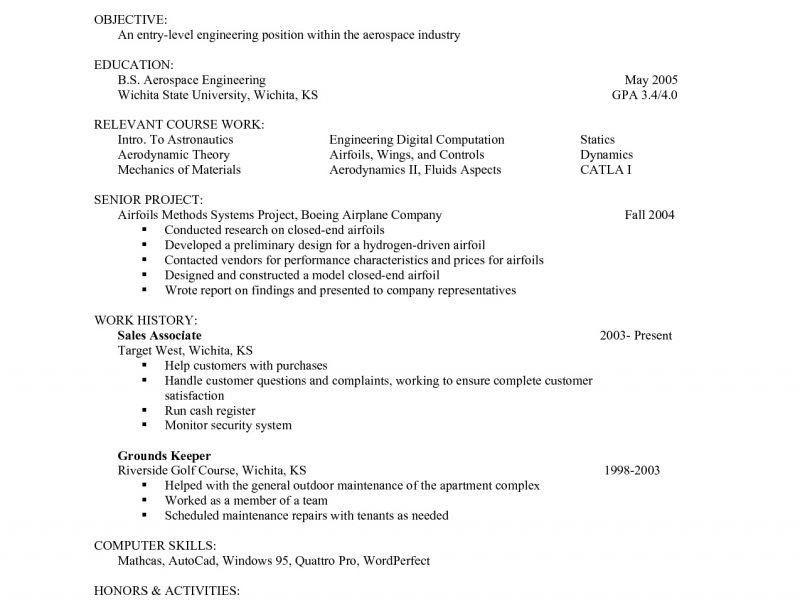 Download No Experience Resume Sample | haadyaooverbayresort.com