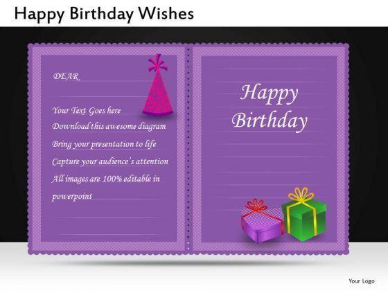 Inspiring Happy Birthday Invitation Card Template 14 On Invitation ...