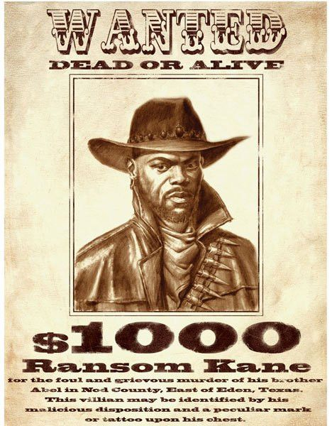 Example Of A Wanted Poster | Jobs.billybullock.us