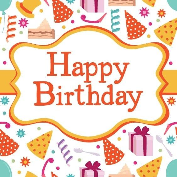 Birthday card design free vector download (12,821 Free vector) for ...