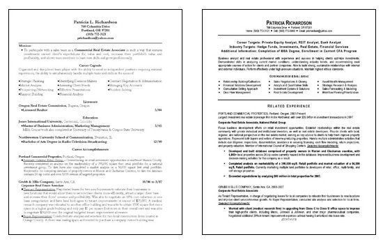 Business Analyst Sample Resume | berathen.Com