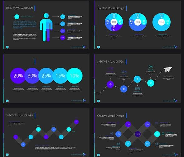 22 Cool Interactive Powerpoint Design Templates – Desiznworld