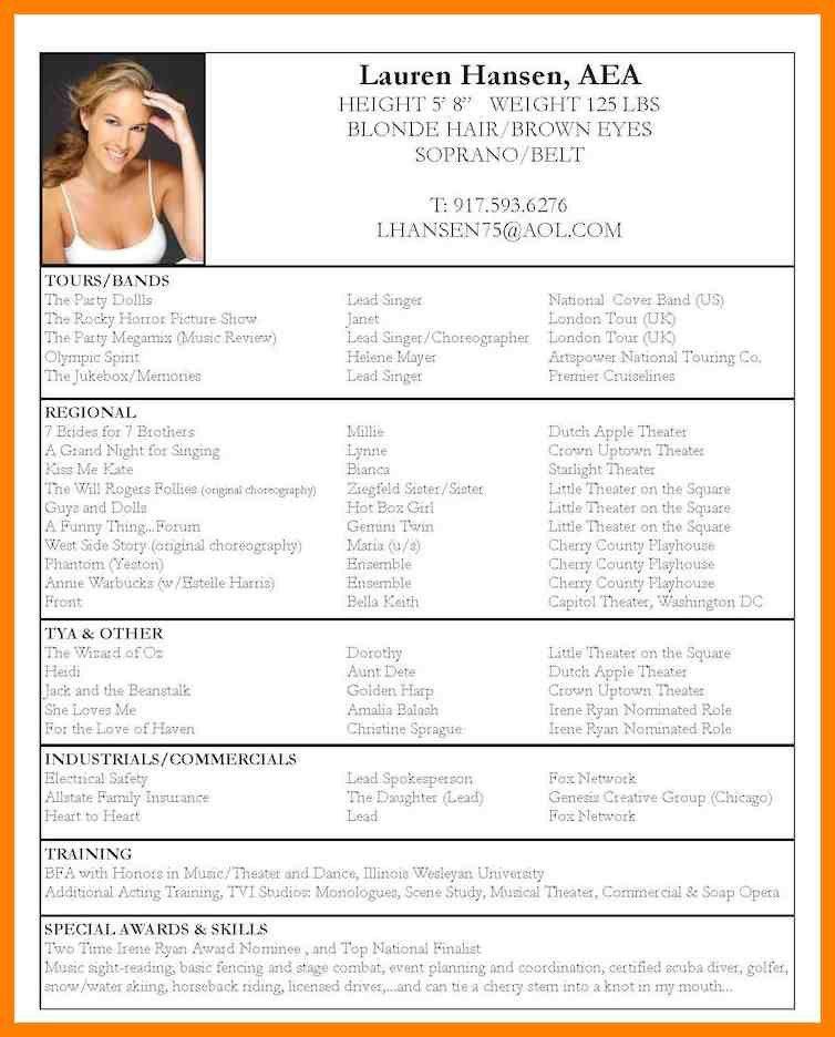 10+ job resume example | childcare resume