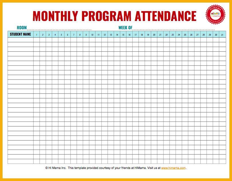 11+ daily attendance sheet | bursary cover letter