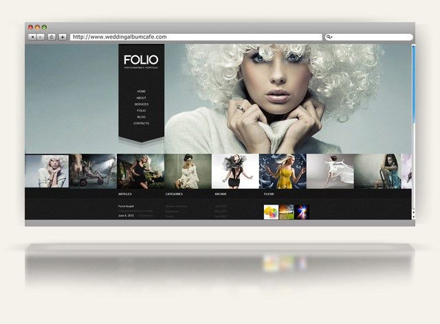 10 Super Sexy WordPress Themes For Photographers   WordPress for ...