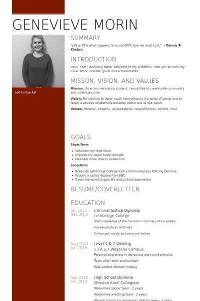 Hospitality Resume samples - VisualCV resume samples database
