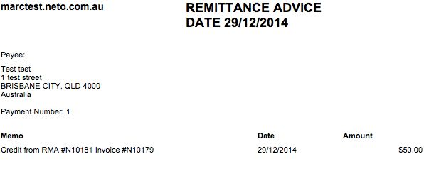 Doc.#475676: Remittance Advice Template – Top 5 Free Remittance ...