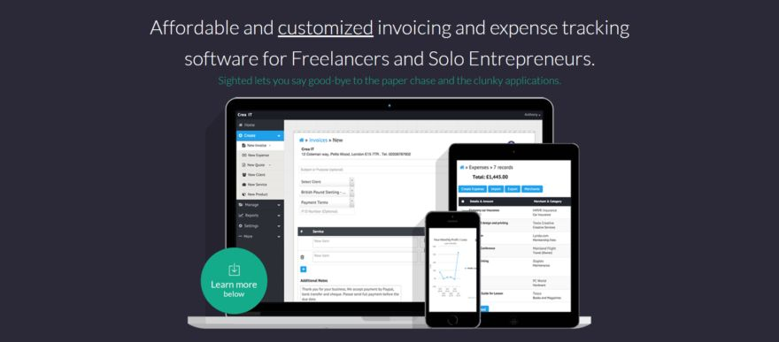 10 Free Invoice Software Tools That Can Help You Run Your Business ...