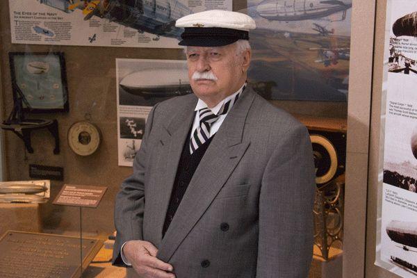 Ferdinand von Zeppelin | Frontiers of Flight Museum