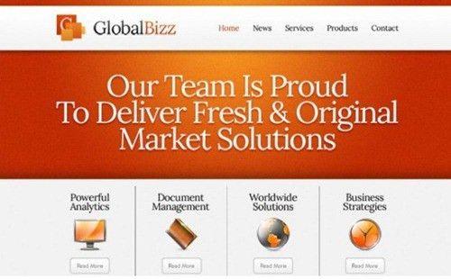 15 Best Free PSD Website Templates Of 2011