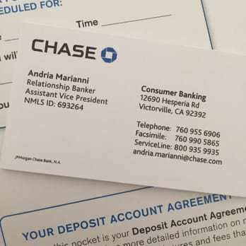 Chase Bank - Banks & Credit Unions - 12690 Hesperia Rd ...