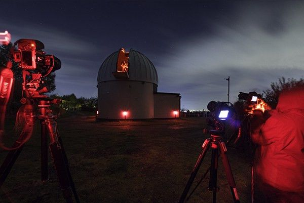 Astrophotography Training