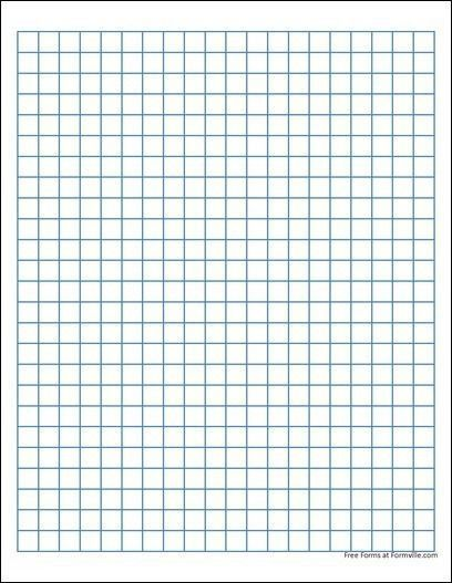 graph paper to print