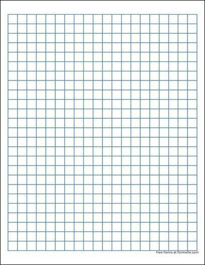 Print Free Graph Paper No Download | Cvletter.csat.co