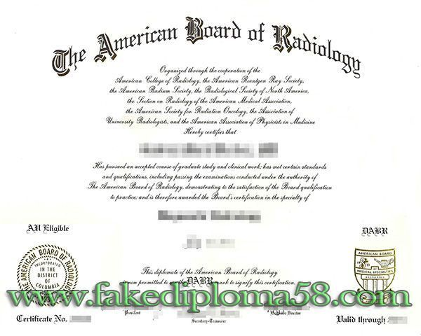ABOG/American Board of Obstetrics and Gynecology certificate. buy ...