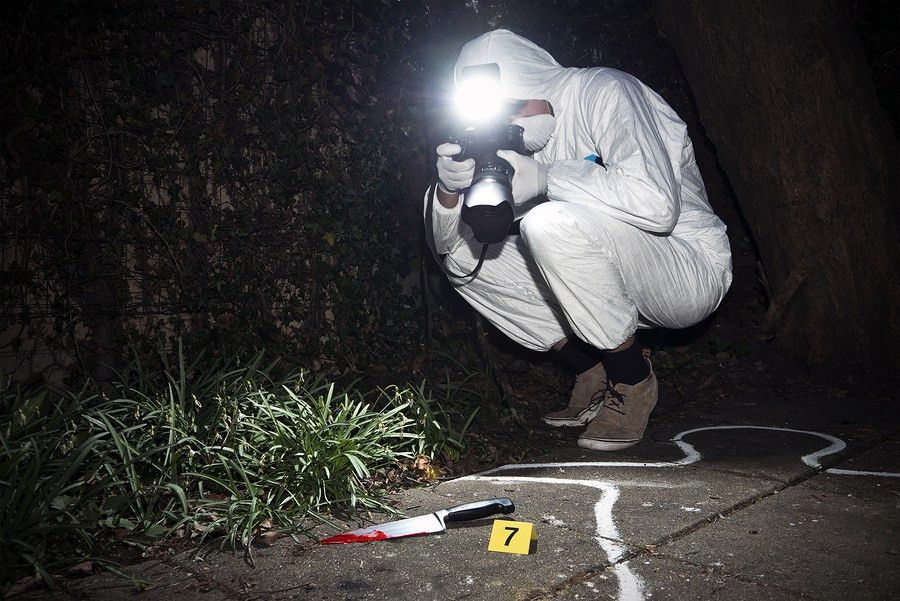 Forensic Investigator: Becoming a CSI