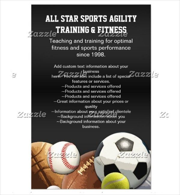 22+ Sports Flyer Templates - Free PSD, AI, EPS, Vector Format Download