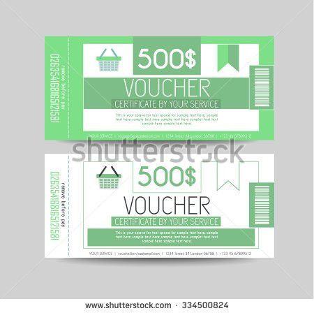 Tennis Ticket Card Modern Element Design Stock Vector 318667262 ...
