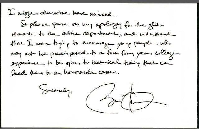 President Obama Pens Personal Apology to an Art Historian