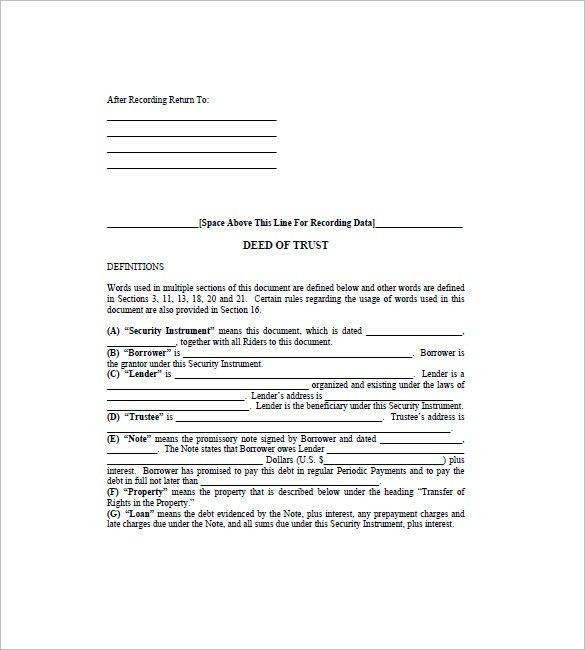 8+ Promissory Note Texas – Free Sample, Example, Format Download ...