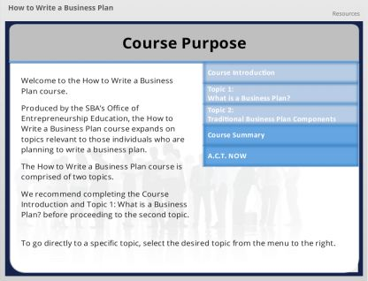 How to Write a Business Plan | The U.S. Small Business ...