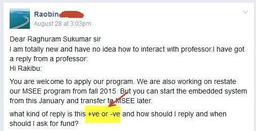 How to Contact Professor for Graduate School - MS and PhD