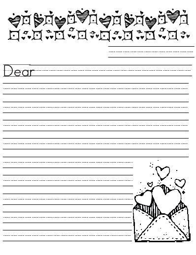 printables to work on handwriting | Fun ideas for DIY around the ...