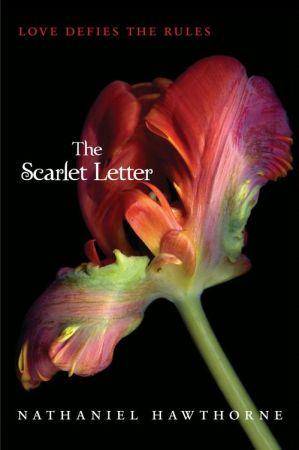 The Scarlet Letter - Nathaniel Hawthorne - Paperback