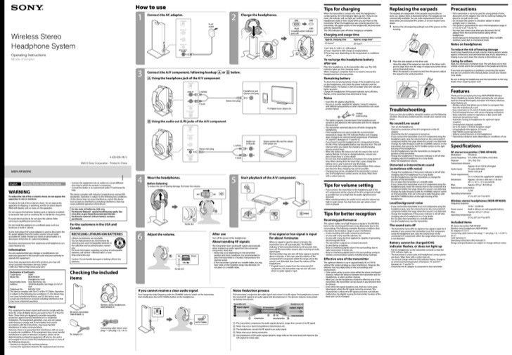 Operation Manual Sample | Download Free & Premium Templates, Forms ...