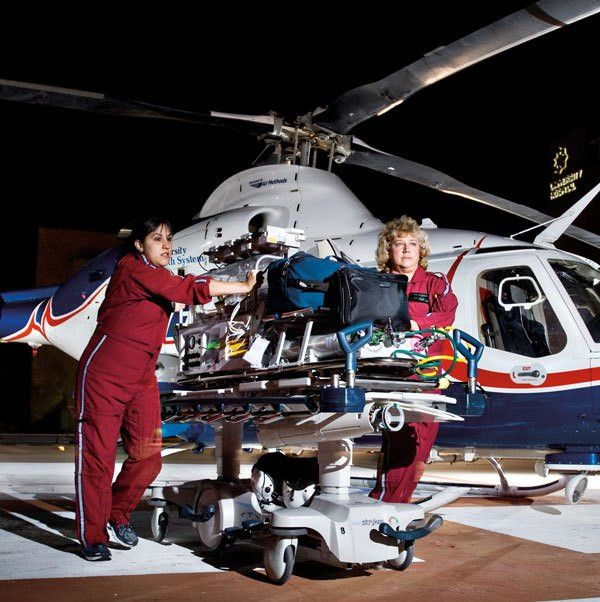 Neonatal and pediatric respiratory therapists fly into action ...