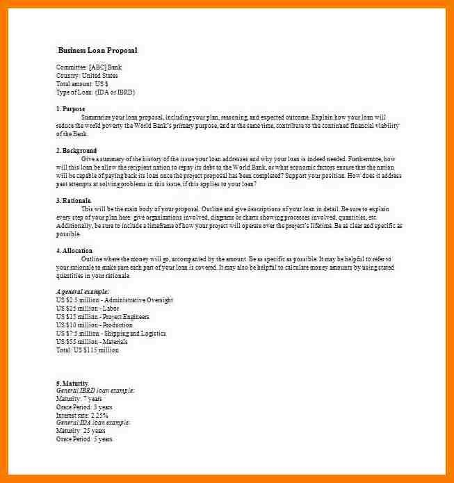 Proposal Letter Template. Sponsorship Letter Template 27 40+ ...