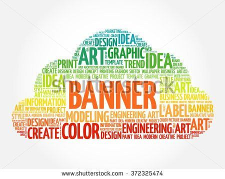 Stock Images similar to ID 378656161 - banner word cloud business...