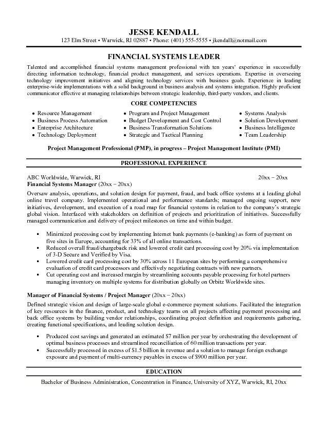 Sample Resume Finance Manager Car Dealership | Create professional ...