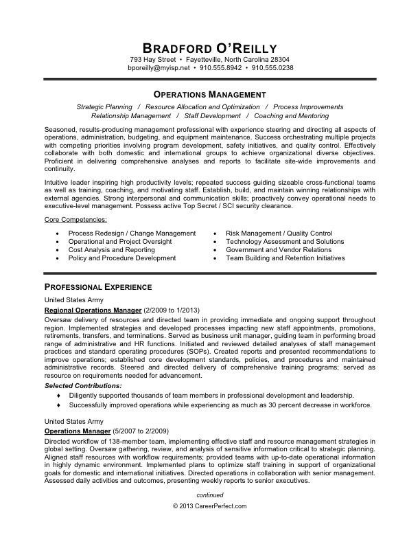Resume Format For Government Jobs. Government Resume ...