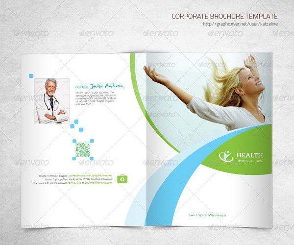 25+ Medical Brochure Templates