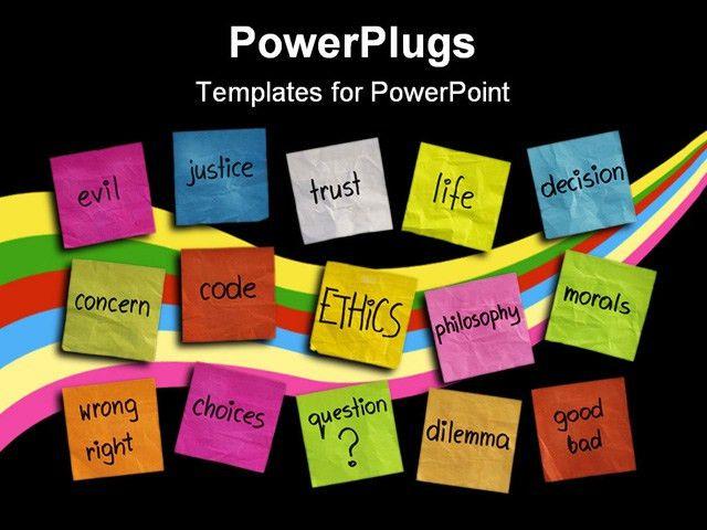 Powerpoint Template Words - Pet-Land.info