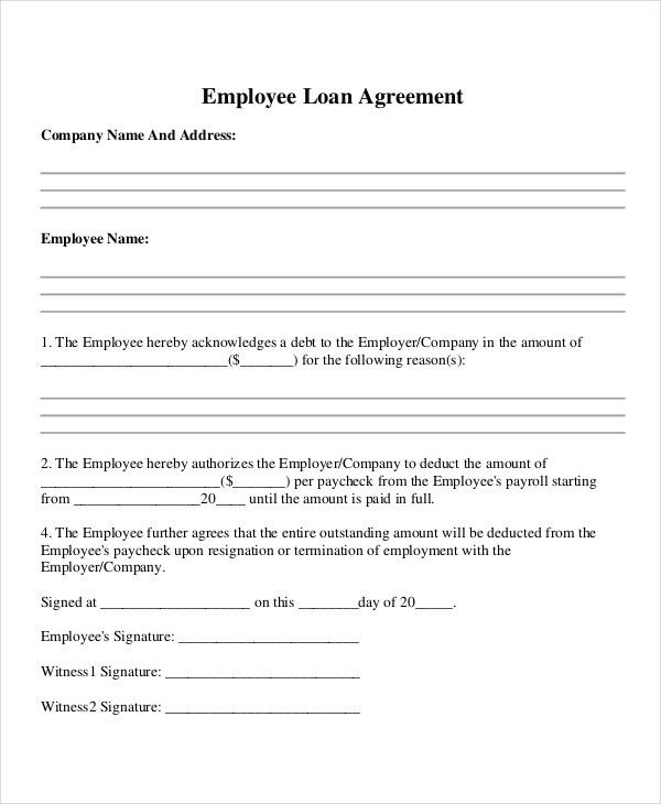 43+ Basic Agreement Forms | Free & Premium Templates