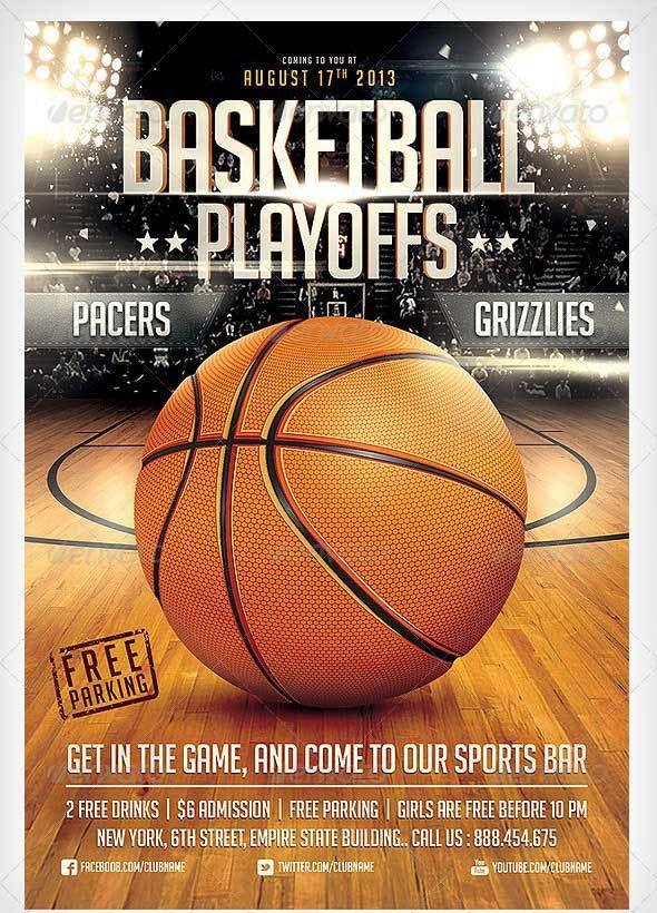 15 Basketball Flyer Templates - Excel PDF Formats